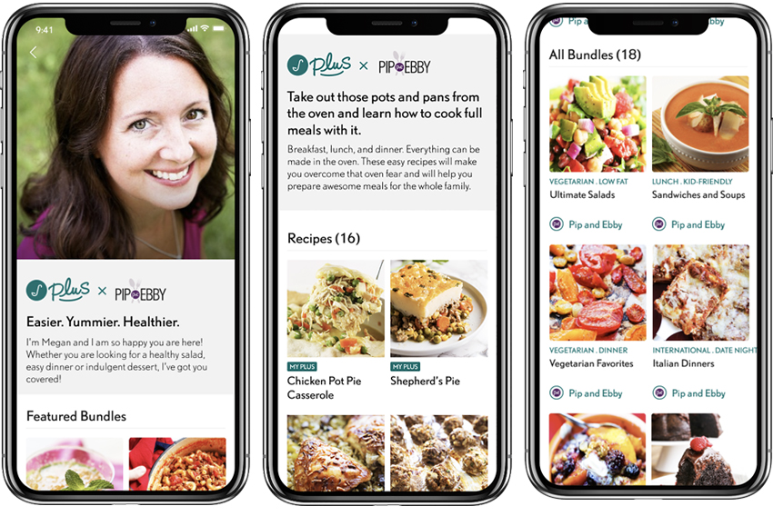 Pip and Ebby Side Chef cooking app