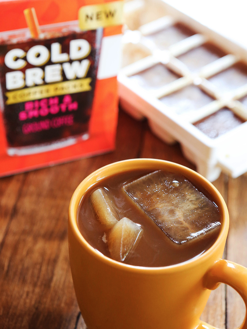 How to Make Coffee Cubes