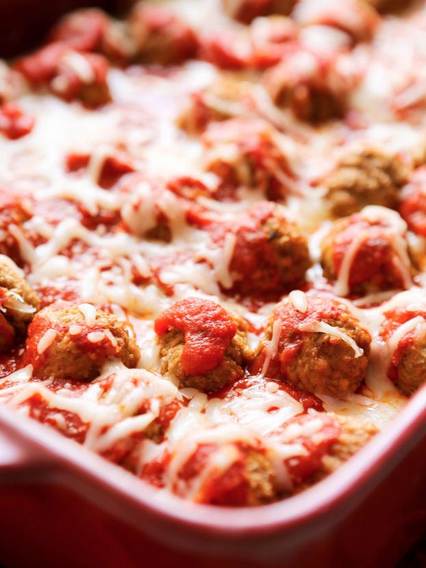 Meatball Sub Casserole Recipe