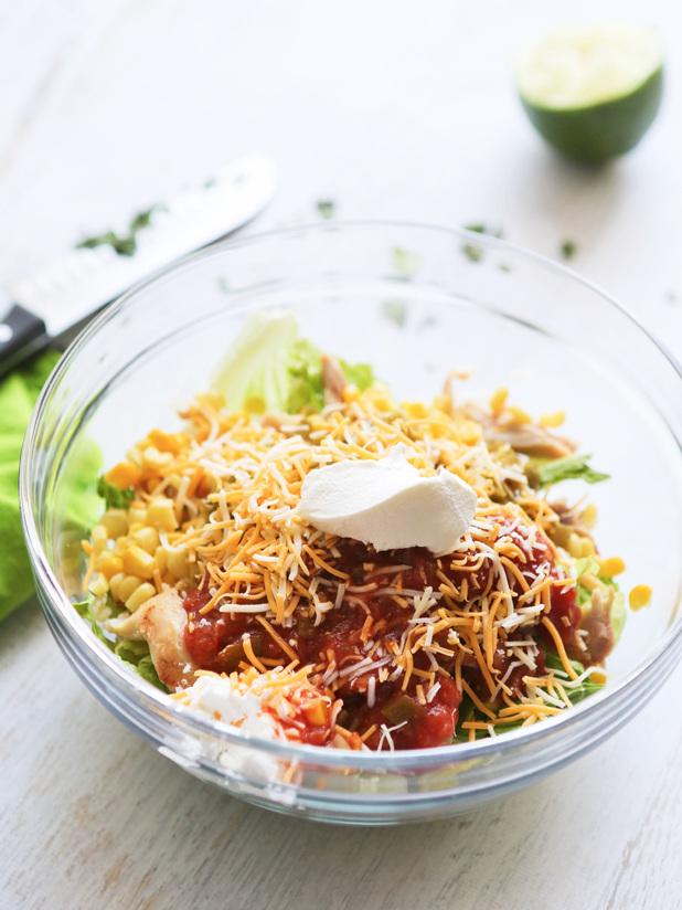 Chicken Burrito Bowls Recipe