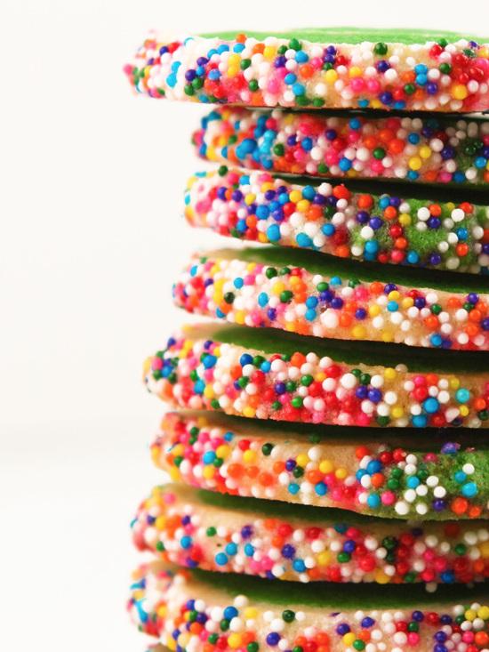Best Fun Spiral Sugar Cookies