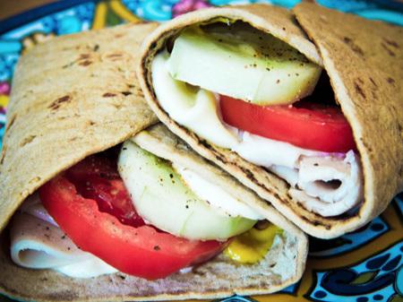 Turkey Wrap Recipe