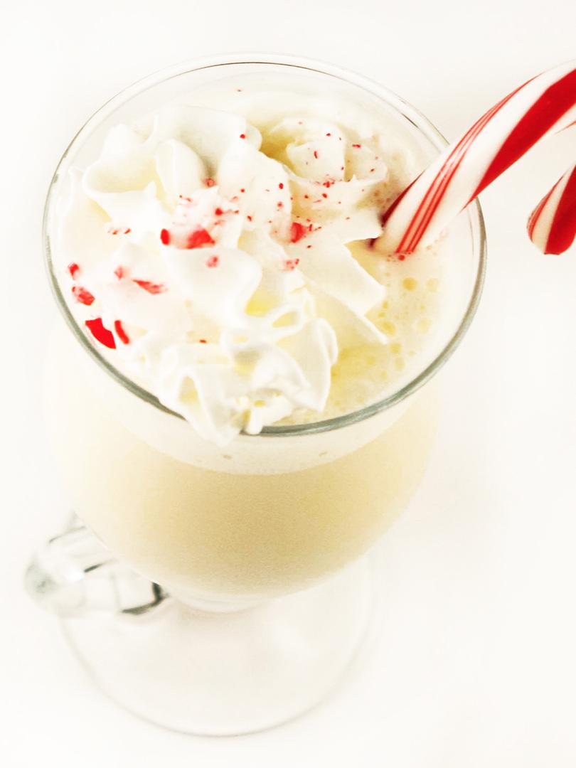 White Truffle Hot Chocolate Recipe
