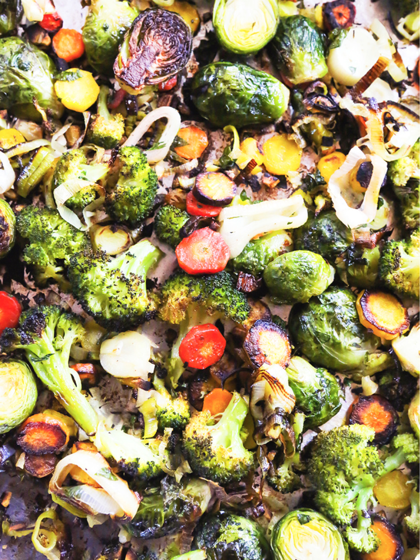 Roasted+Vegetables+Recipe