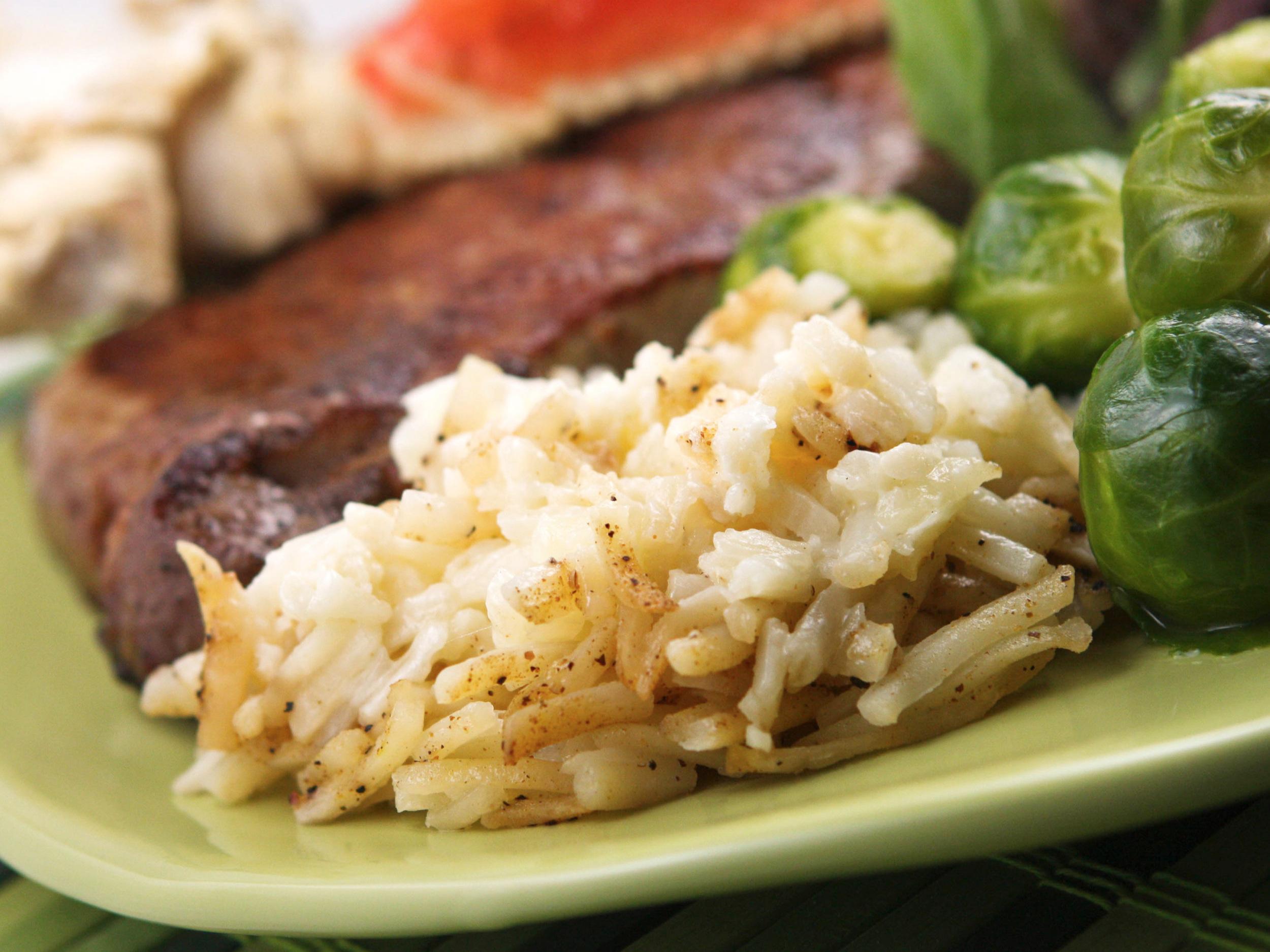 Creamy Hash Brown Potatoes Recipe