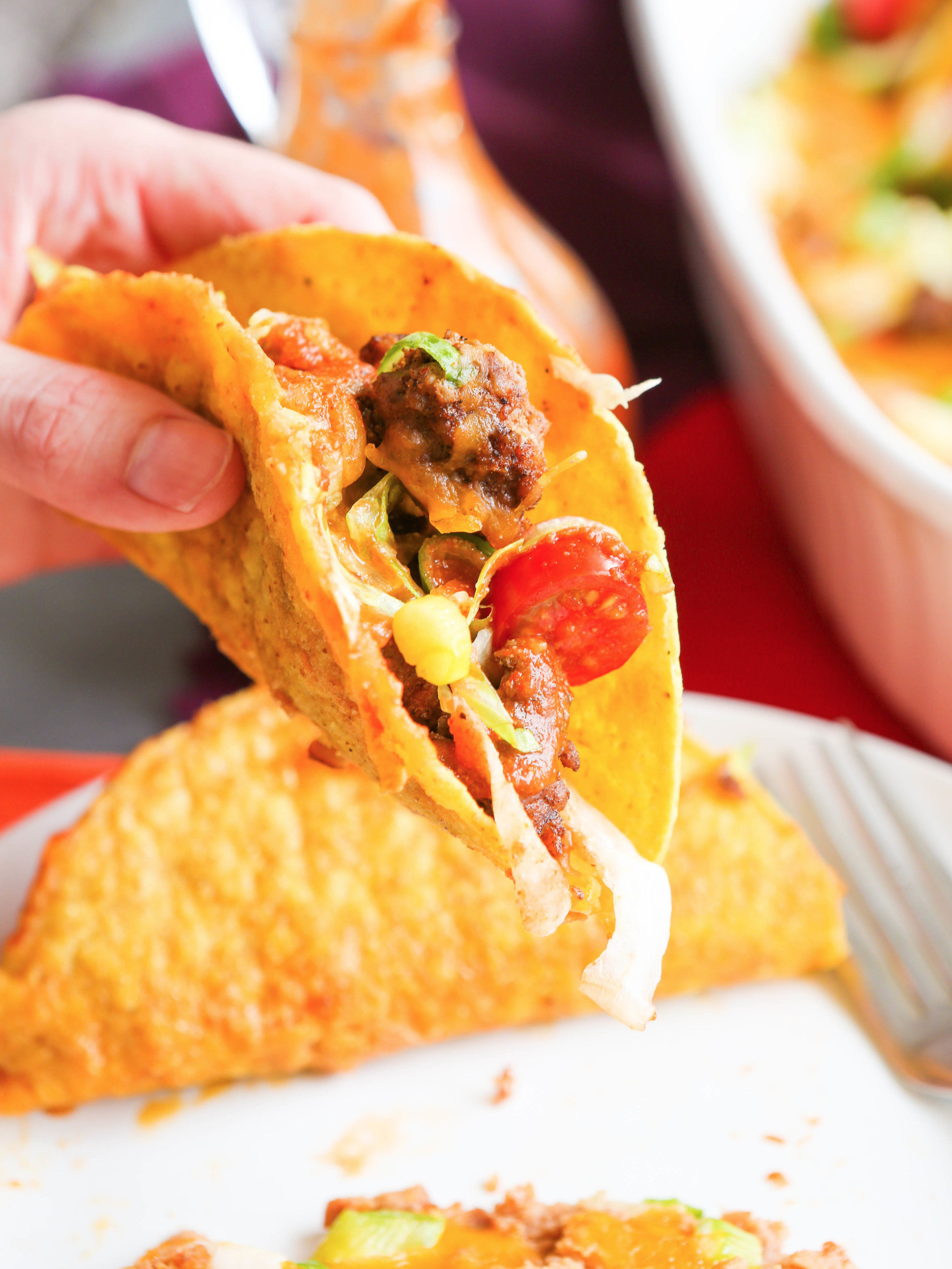 Homemade Ground Beef Taco Meat