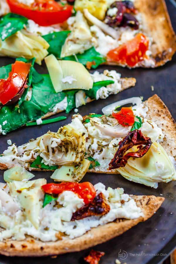 Flat-Bread-Pizza-Recipe-themediterraneandish.jpg