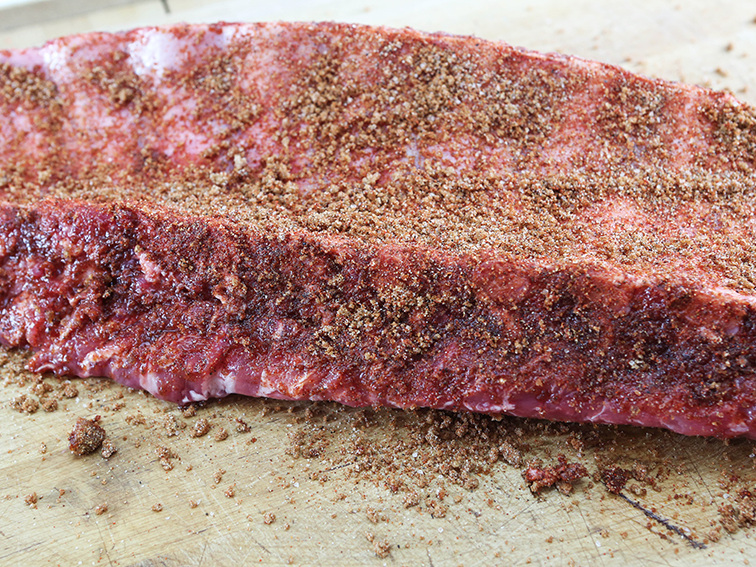 Pork Rib Spice Rub