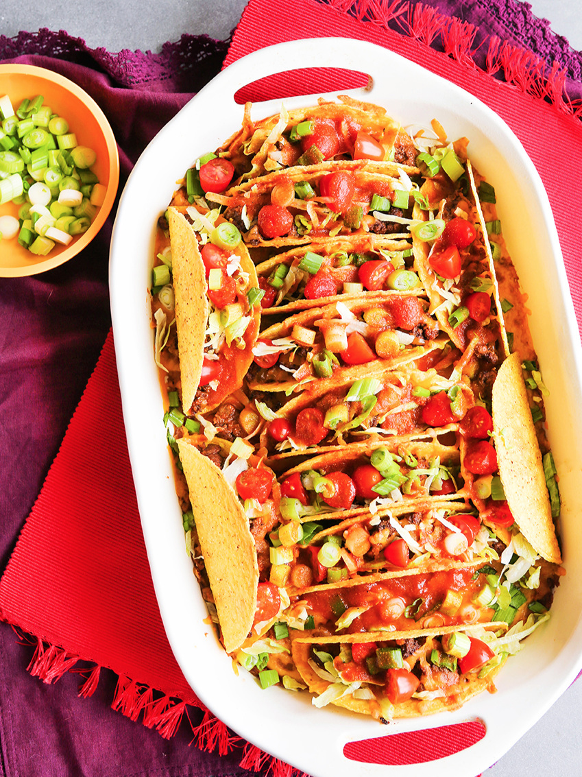 Best Baked Tacos