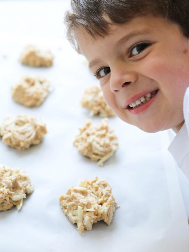 Best Salted Caramel Apple Cookies Recipe