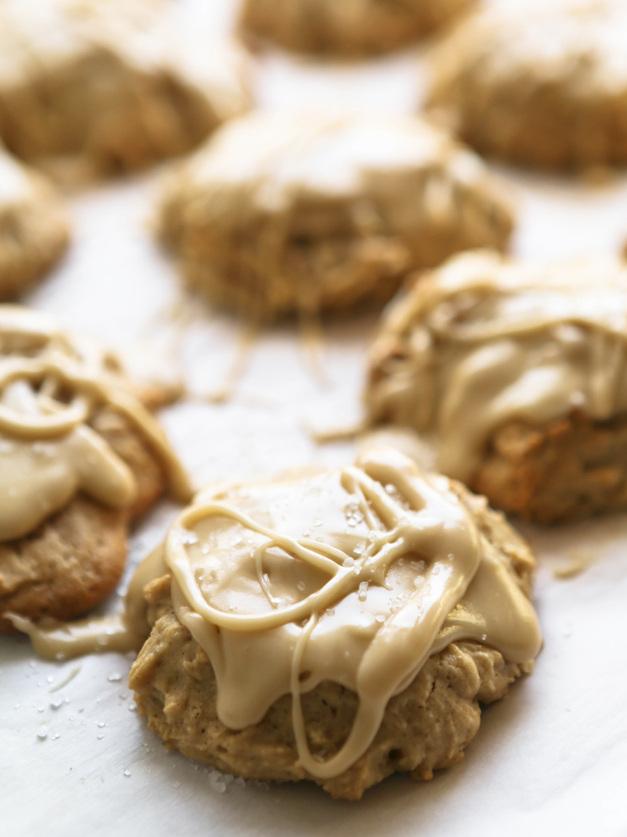 Best Caramel Apple Cookies Recipe