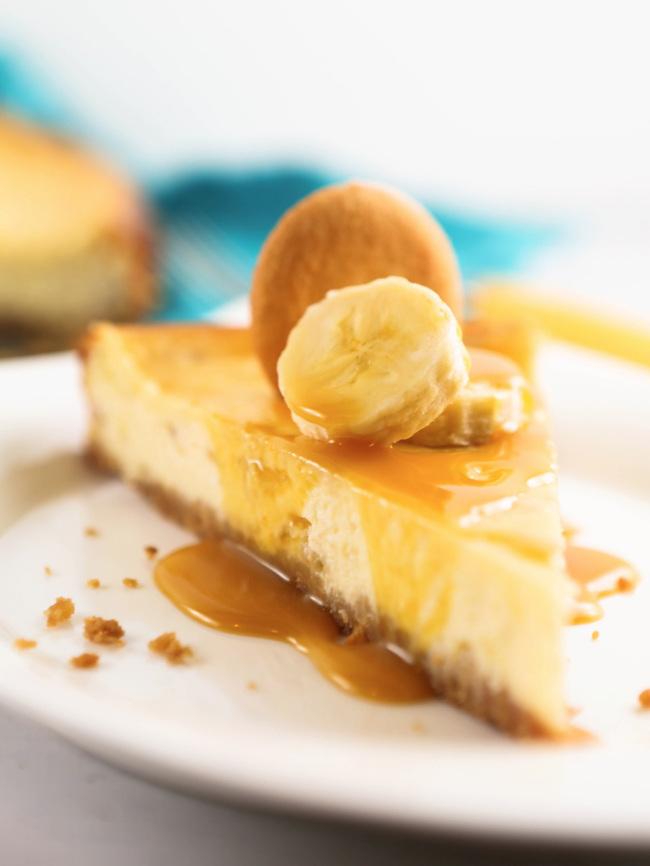 Best Banana Cheesecake Recipe