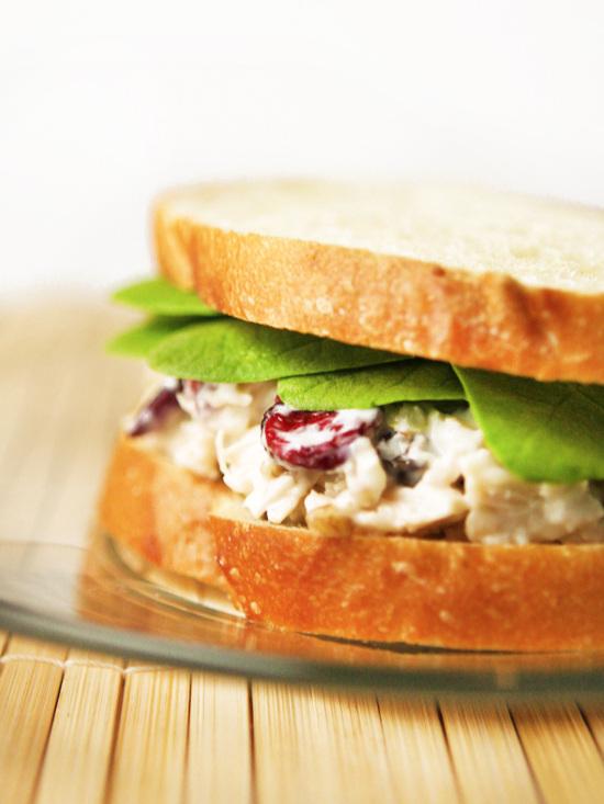 Best Chicken Salad Sandwiches Recipe