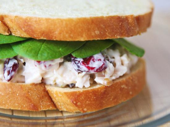 Chicken Salad Sandwiches Recipe