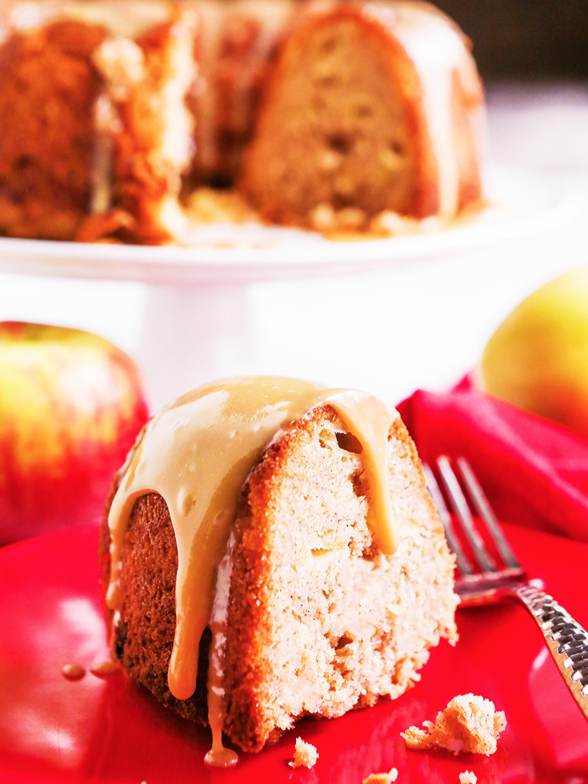 Best Apple Bundt Cake Recipe