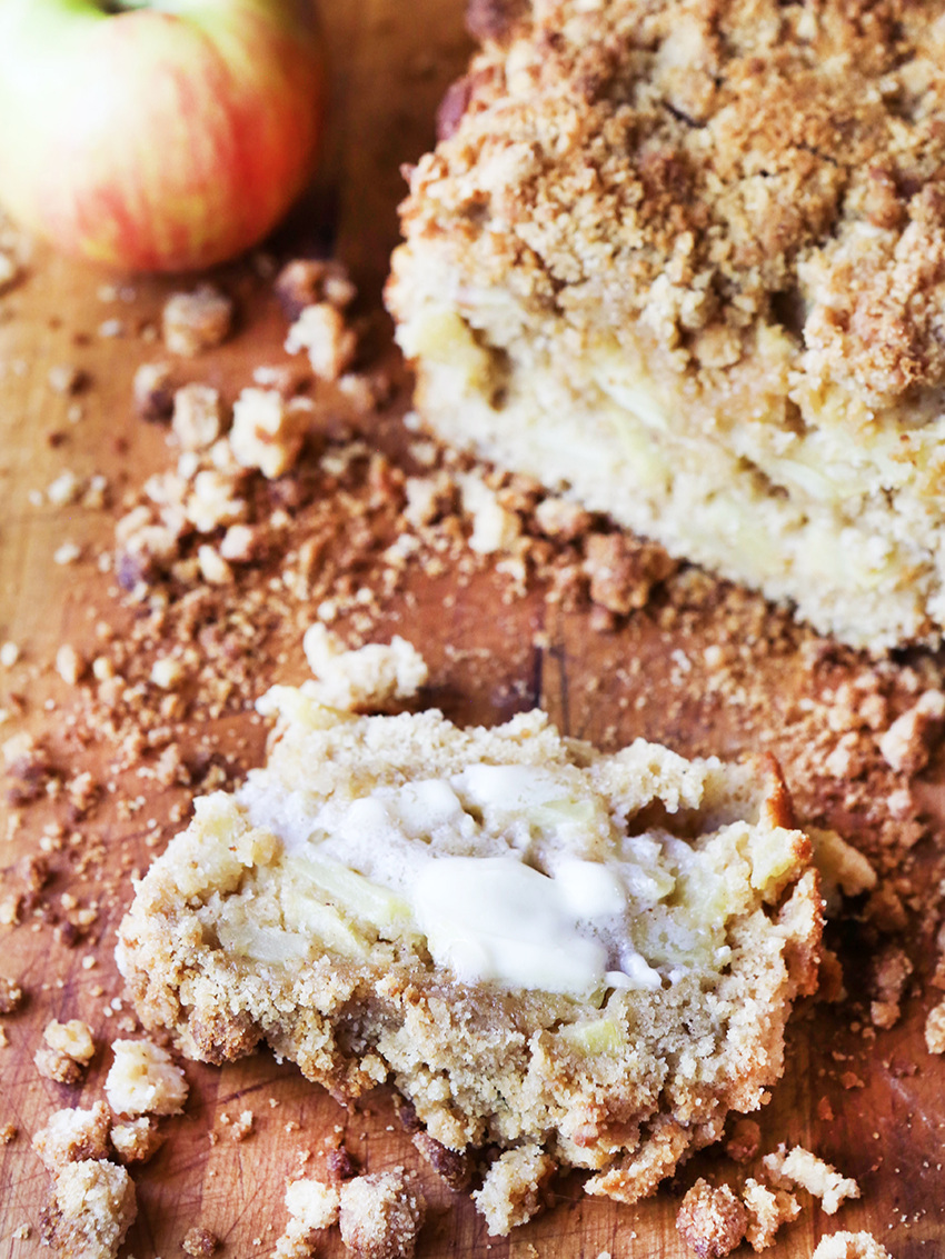 Easy Apple Pie Bread Recipe