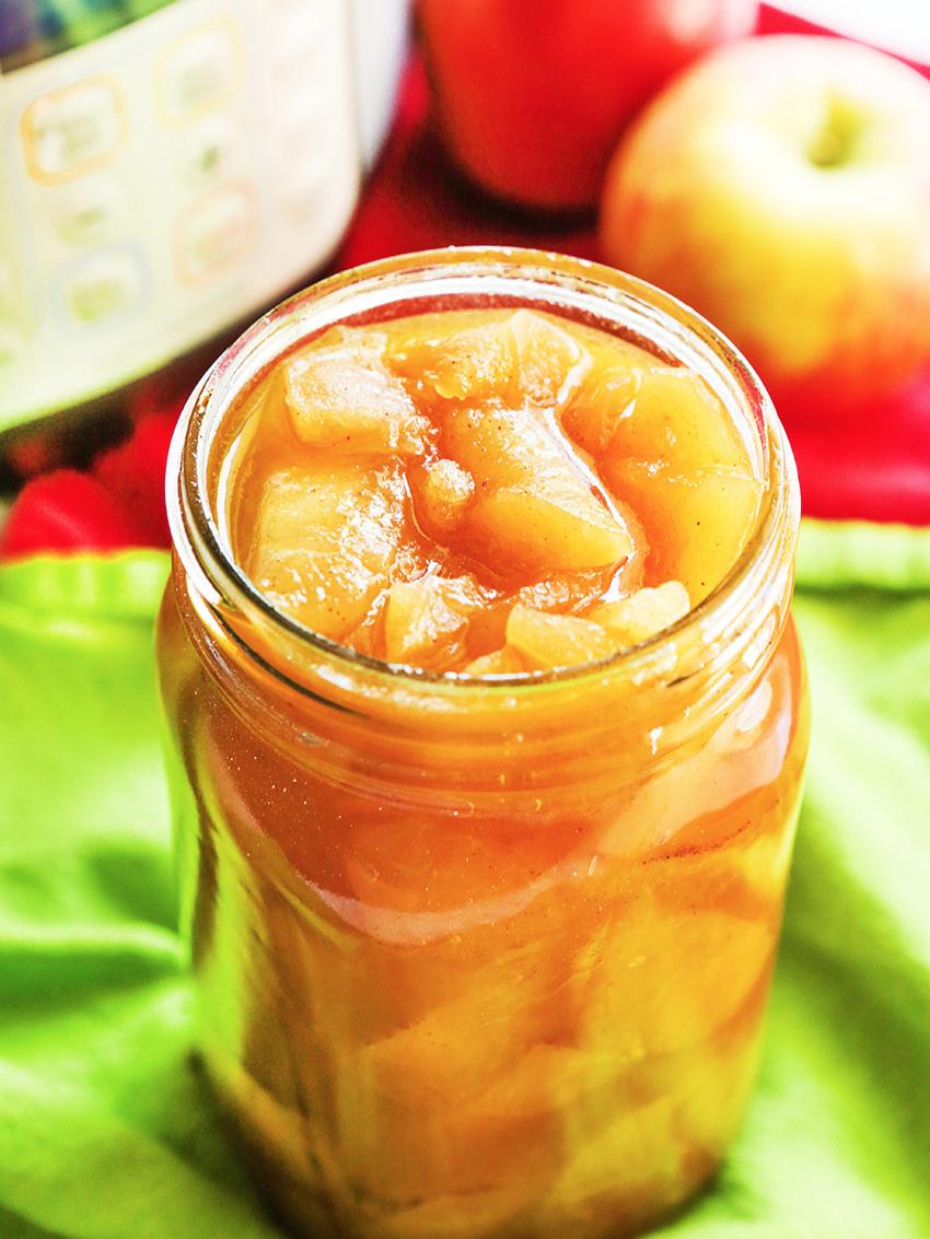 Instant Pot Apple Pie Filling