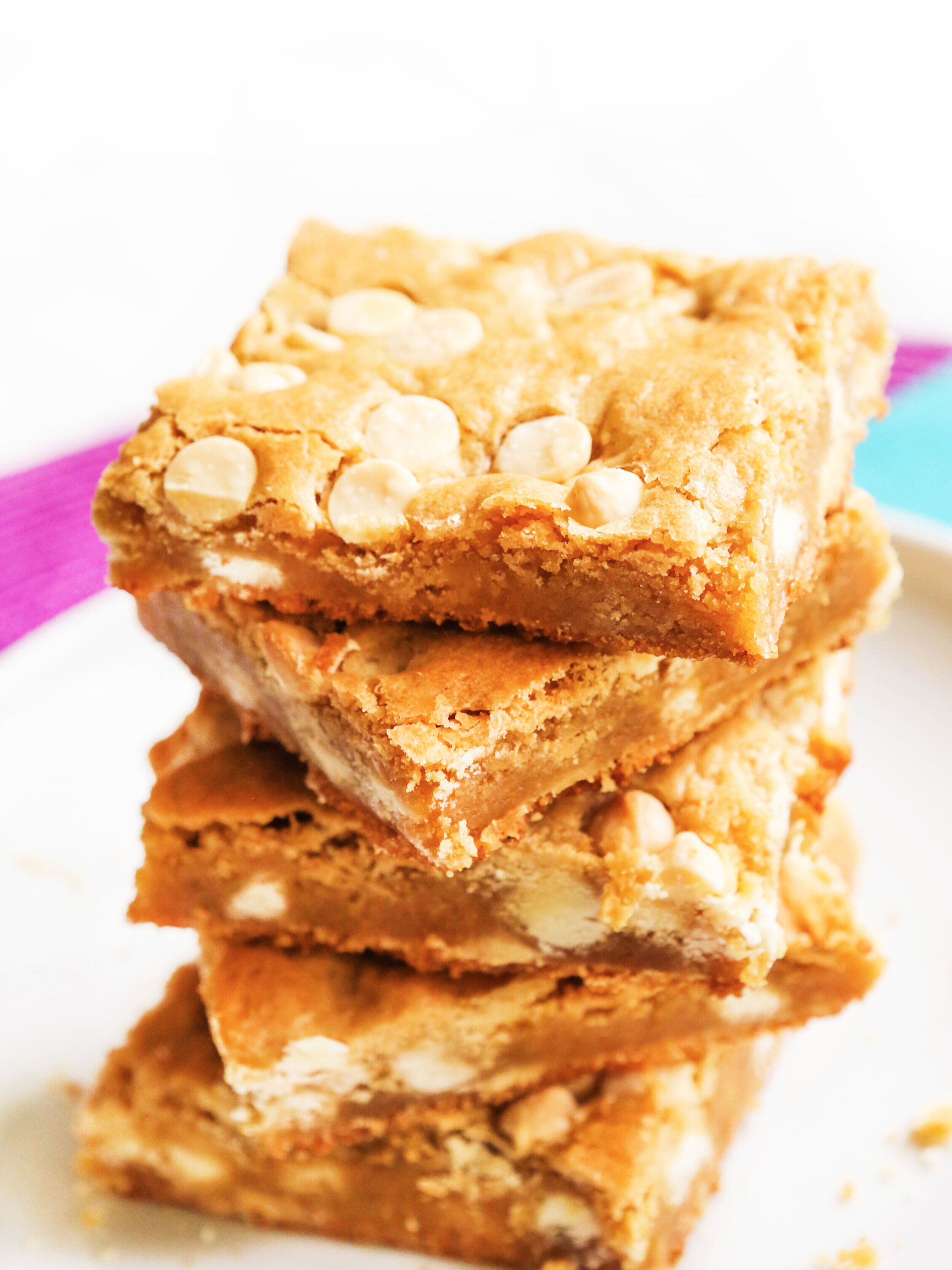 Best Ever Blondie Recipe