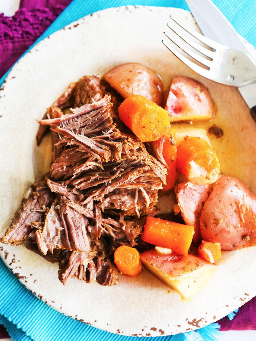 Instant+Pot+Pot+Roast+Recipe