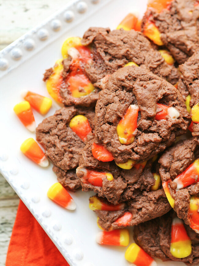 Best Candy Corn Cookies Recipe