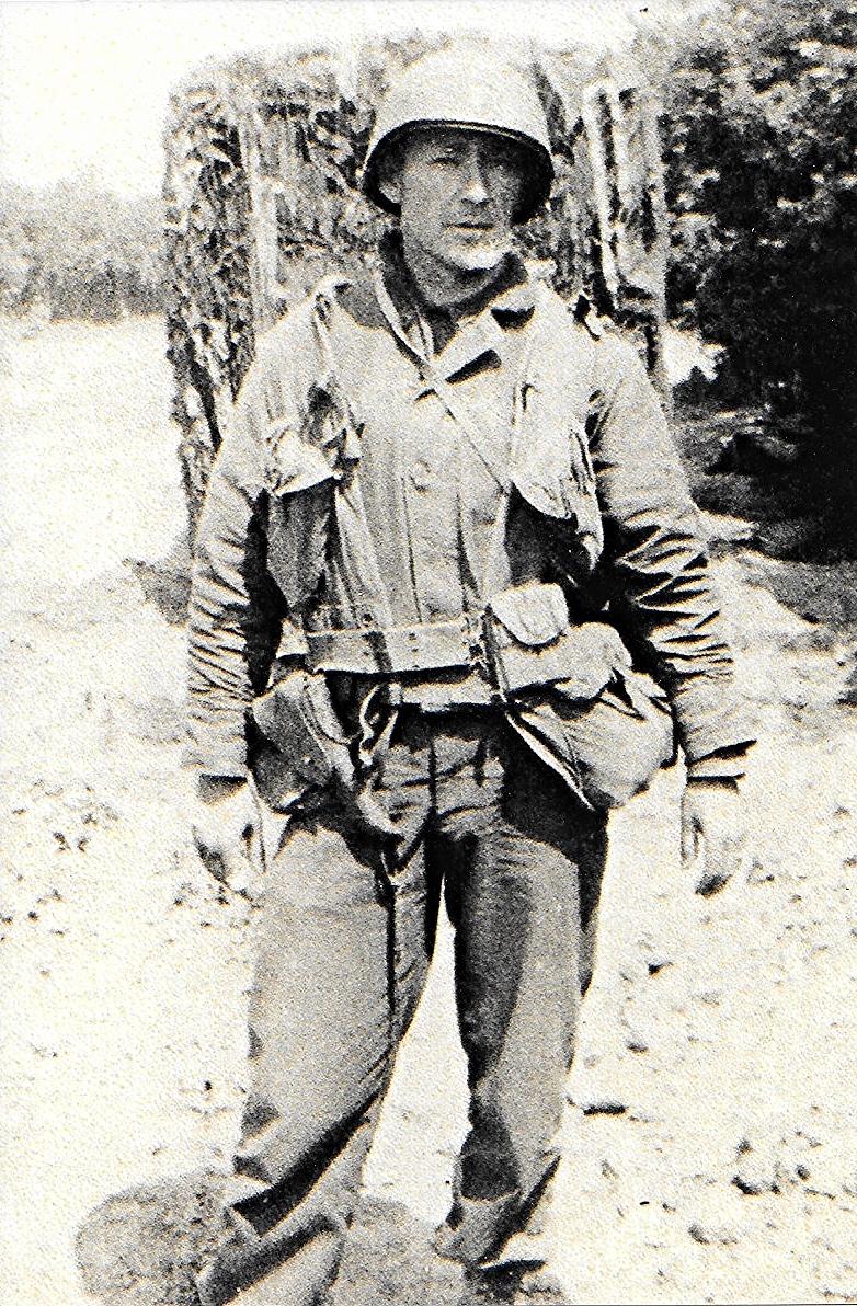 Lt. James Clark, Omaha Beach