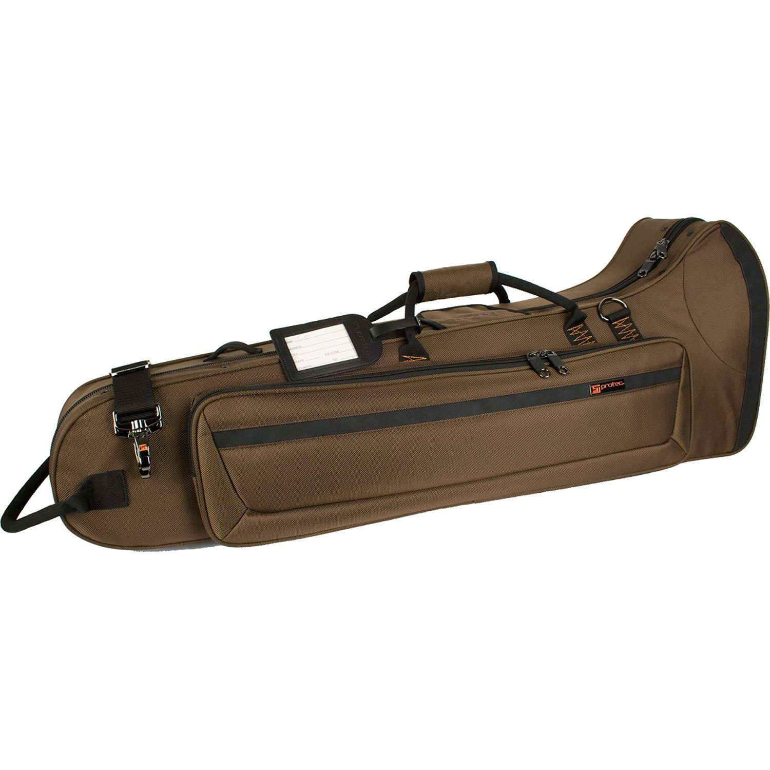 rotect Tenor trombone case   I've owned quite a few different cases.  I have one I like better than this one, but it's 3 times the price!  This is a great case for the money - a little bulky, but protective and well made.