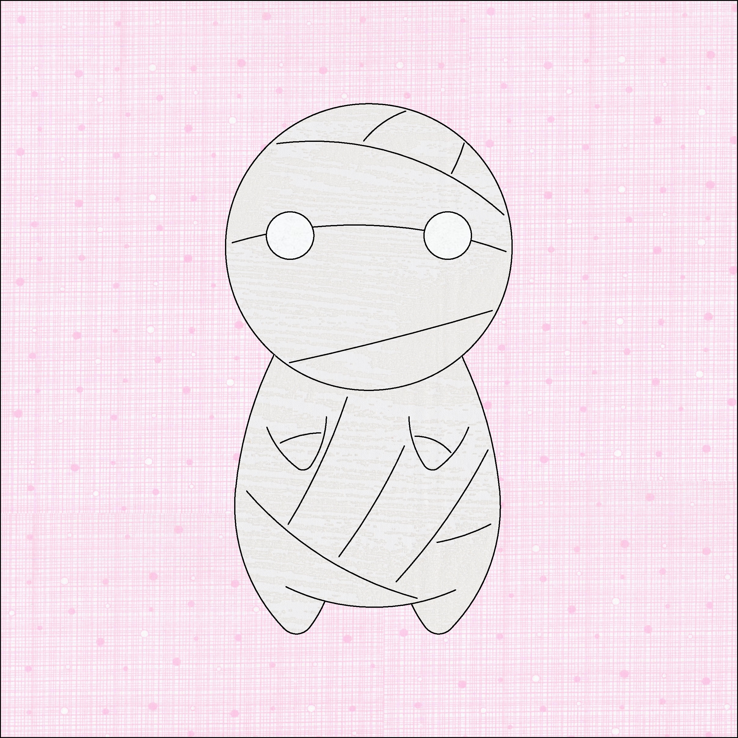 Mii-Kun from How to Keep a Mummy