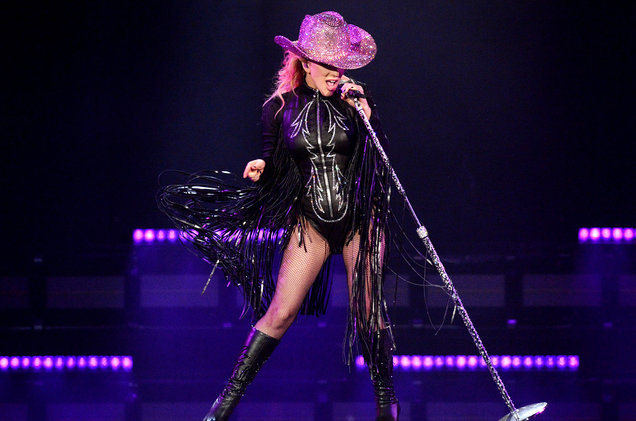 Photo:Kevin Mazur/Getty Images for Live Nation