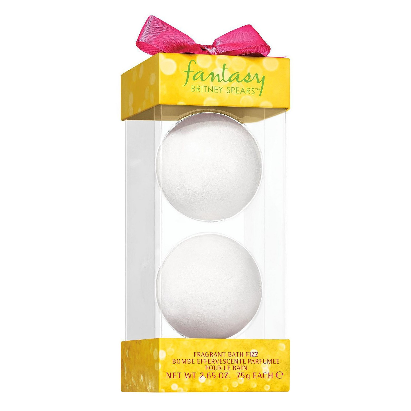 Fantasy by Britney Spears Fragrance Bath Fizz - 2 Pieces  $5.00 at Target.com