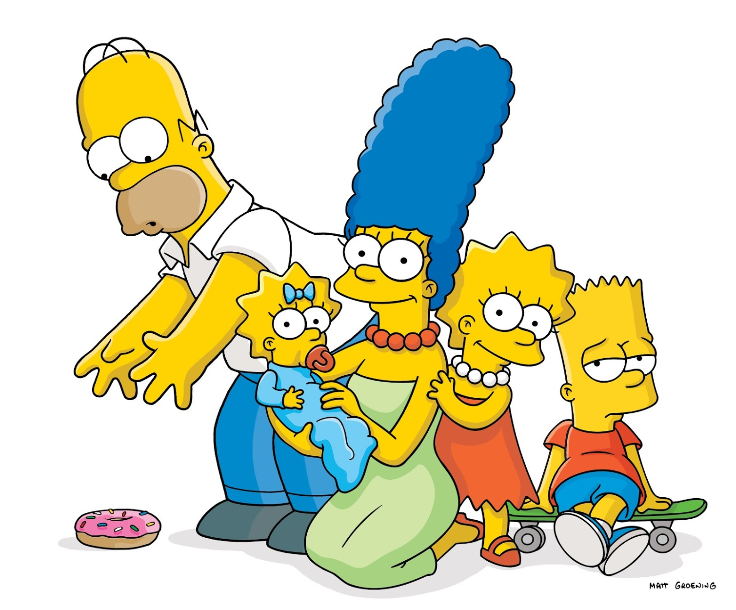 The Simpsons TM and © 2018 Twentieth Century Fox Film Corporation. All Rights Reserved.