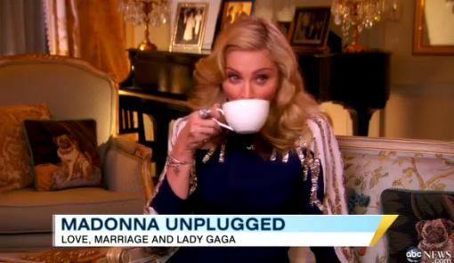 """Look it up"" - Madonna"