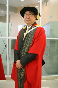 Tan Sri Lee Oi Hian - honorary doctor of science