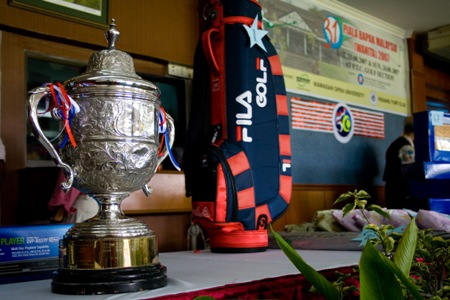 Piala Bapak , donated by the nation's Father of Independence, Tunku Abdul Rahman Putra al-Haj, in 1977. For the past 30 years, this annual tournament has been held in memory of and as a tribute to our first Prime Minister.