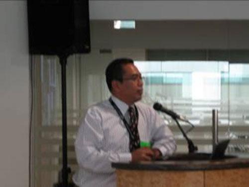 KLRO director Abdul Rahman Sidek explains the rules and regulations.