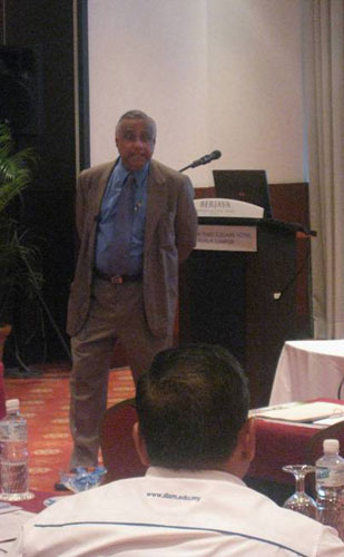 WOU Deputy Vice Chancellor U K Menon shares his insights.