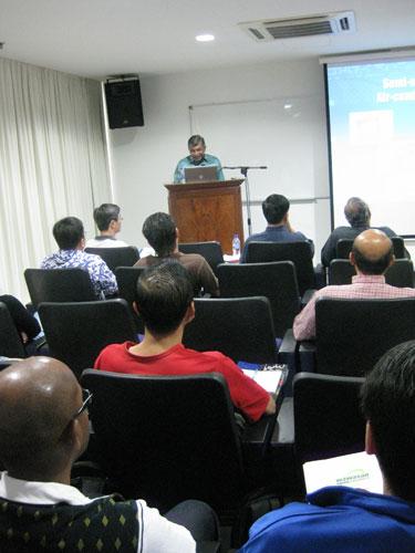 Tan Sri Gnanalingam looks at the example of Westport.