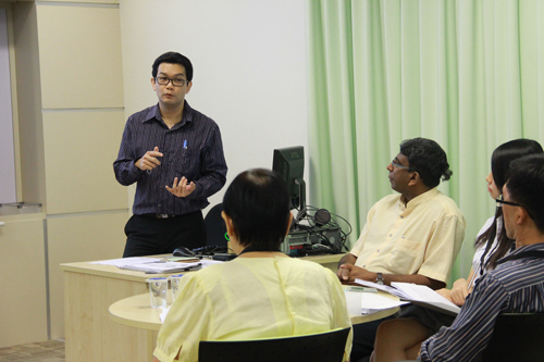Dr Andy Liew shares on the University's QA policies.