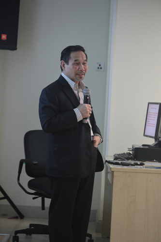 Prof Syed Othman provides insights into the financial situation in Malaysia.