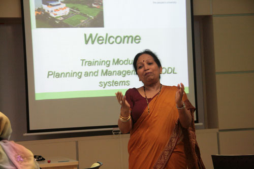 Prof Madhulika talks about the importance of planning.