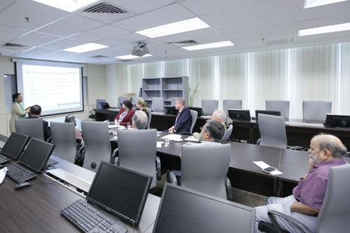Prof Madhulika shares about the postgraduates