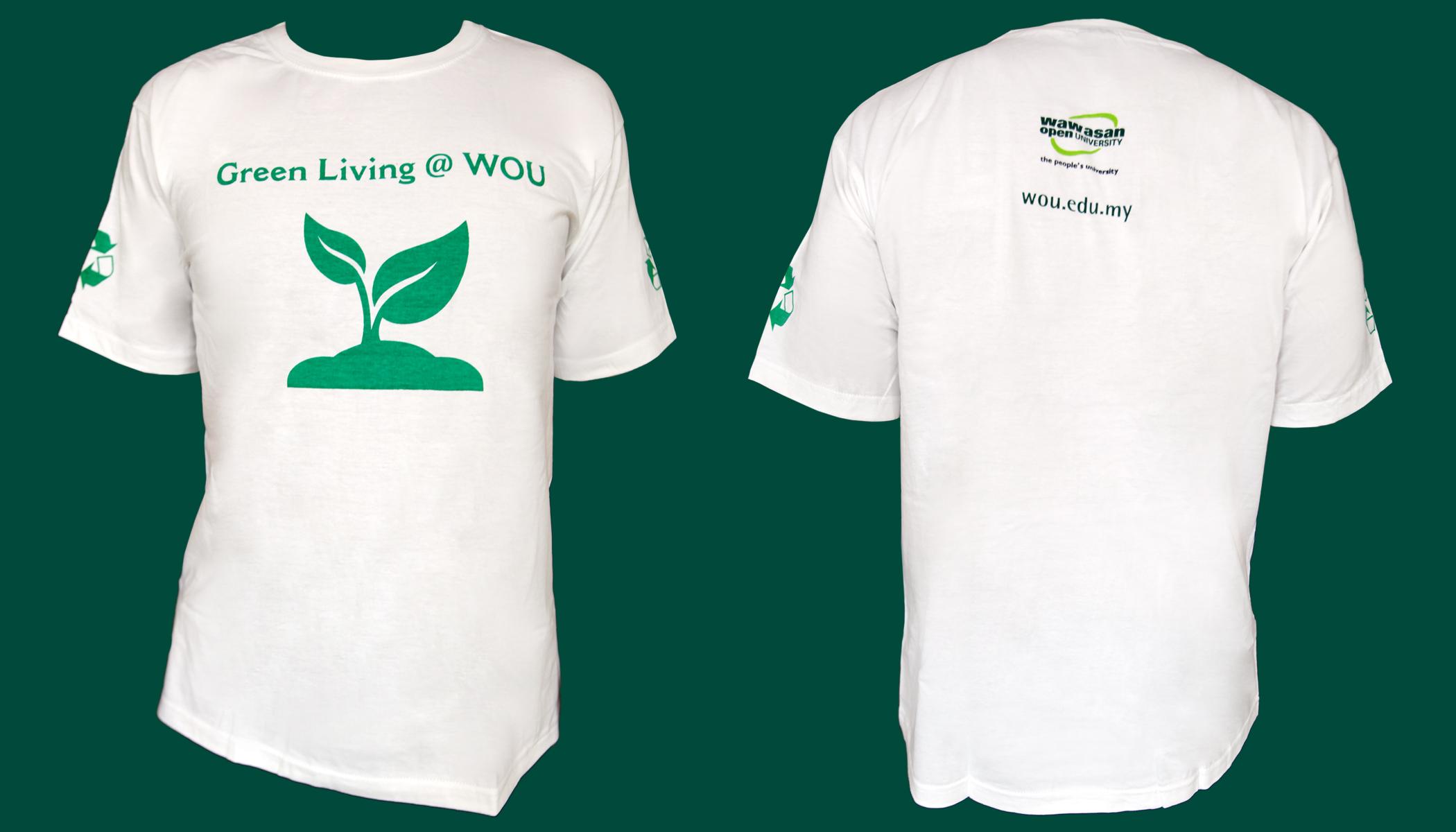 Green Living T-Shirt.jpg