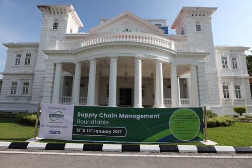 Two-day roundtable on Supply Chain Management held at the WOU main campus.