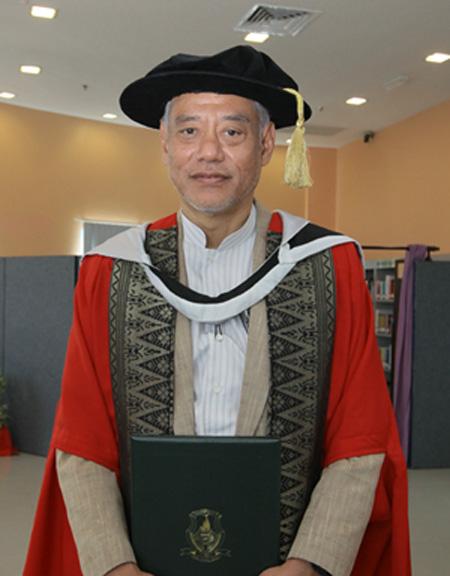 DR JOMO KWAME SUNDARAM - DOCTOR OF LETTERS