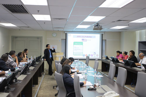 Dr Andy Liew talks in detail about the Accreditation of Prior Experiential Learning (APEL) in Malaysia.