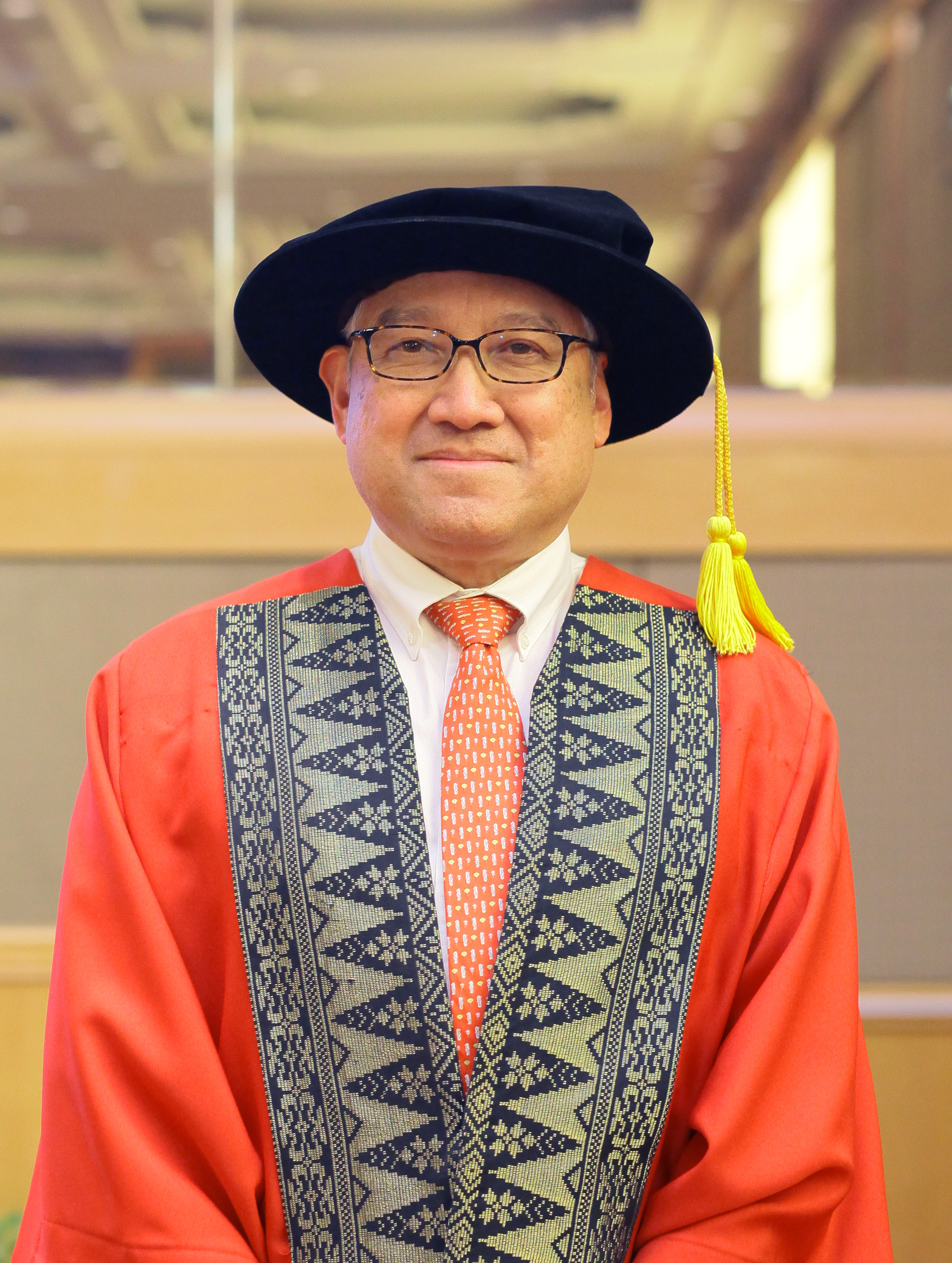 DR WILLIAM FUNG KWOK LUN - DOCTOR OF LETTERS