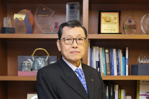 Dato' Dr Lim Thuang Seng is the new Pro-Chancellor of the University.
