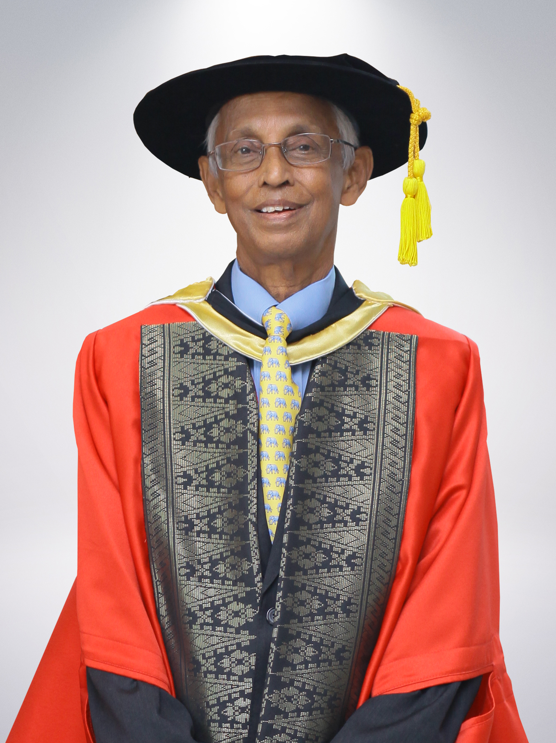 Tan sri emeritus prof gajaraj dhanarajan - doctor of education