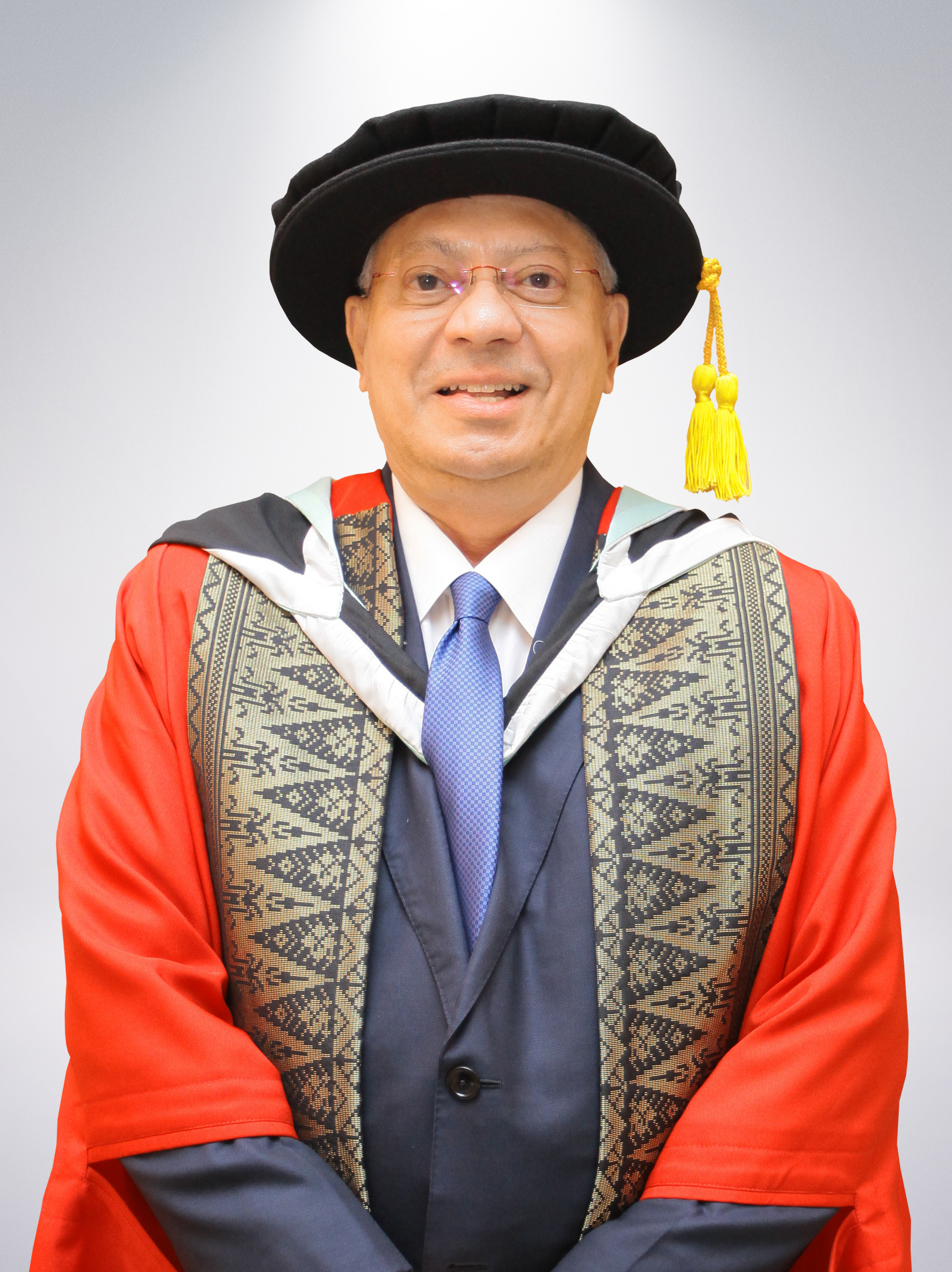 TAN SRI ABDUL RASHID HUSSAIN - DOCTOR OF BUSINESS