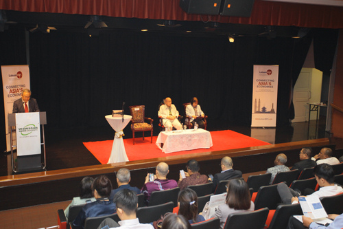 Danial Mah of Labuan FSA talks about the opportunities in Labuan IBFC.