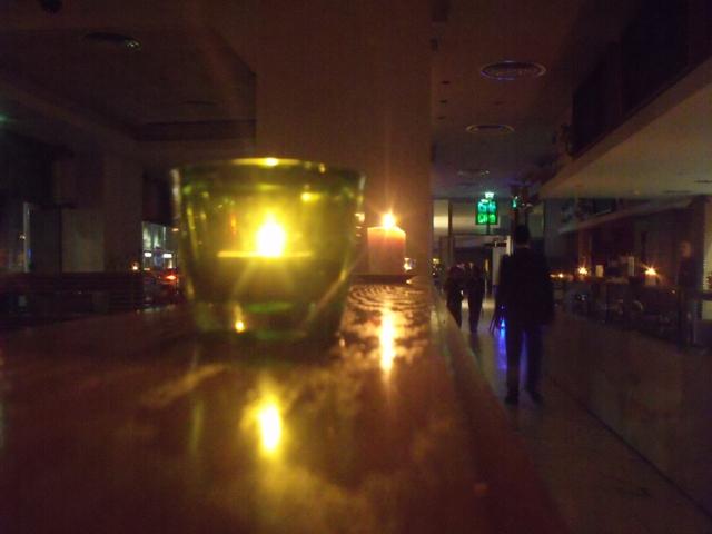 Earth Hour @ Radisson Blu Bucharest 2015